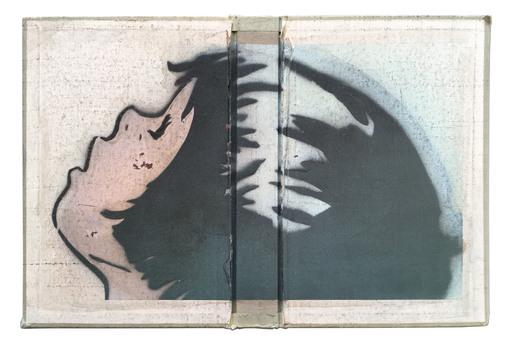 Marie AMANDA - Peinture - Locked in