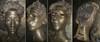 """Jean COCTEAU - Escultura - """"Portrait de Jean Cocteau"""""""