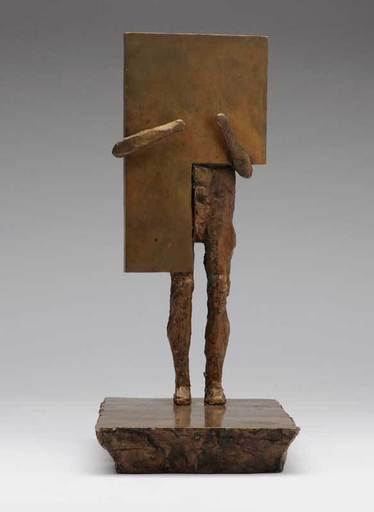 Ismail FATTAH - Escultura - Homage to Picasso