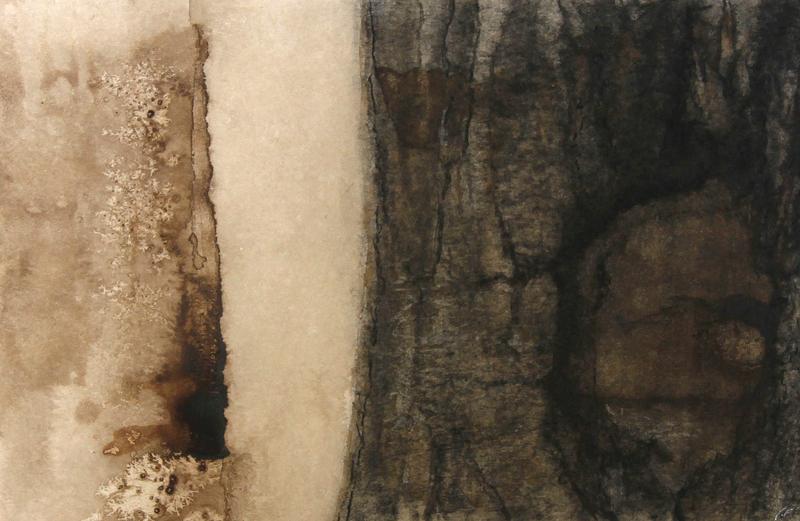 Constance FULDA - Disegno Acquarello - Terminalia