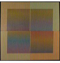 Carlos CRUZ-DIEZ - Céramique - Couleurs additives série 14