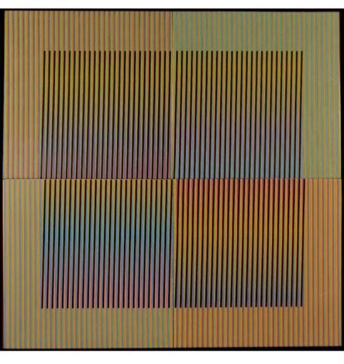 卡洛斯•克鲁兹-迭斯 - 陶瓷  - Couleurs additives série 14