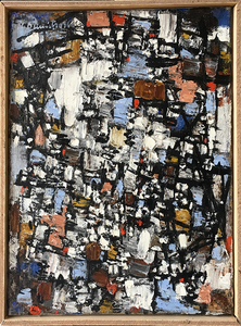 Natalia DUMITRESCO - Peinture - Abstract