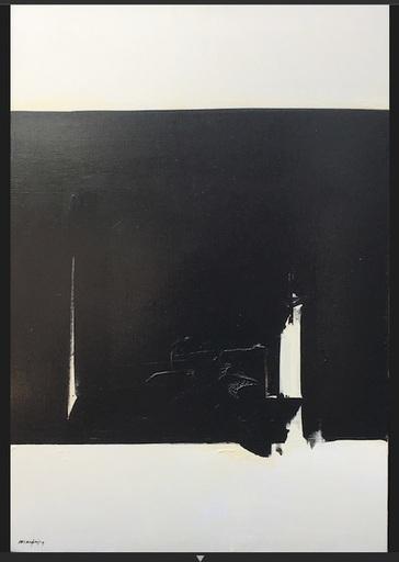 André MARFAING - 绘画 - Sans titre