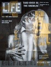 罗斯玛丽•特洛柯尔 - 版画 - Life 3,