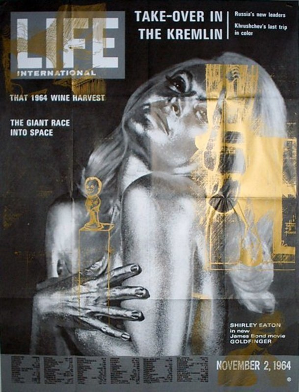 Rosemarie TROCKEL - Estampe-Multiple - Life 3,