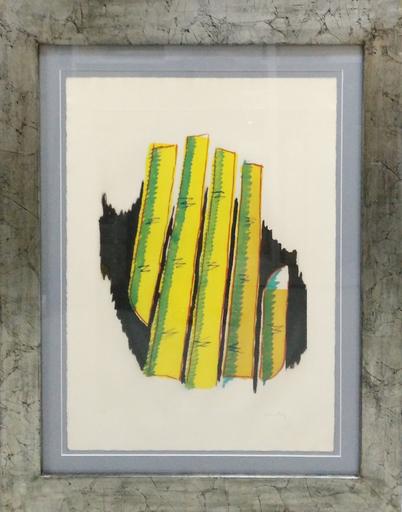 曼•雷 - 版画 - Serie Cactus