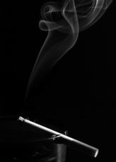 Pierre BOILLON - Photo - Cendrier et cigarette