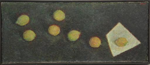 Vladimir Grigorievic WEISBERG - Painting - Lemons