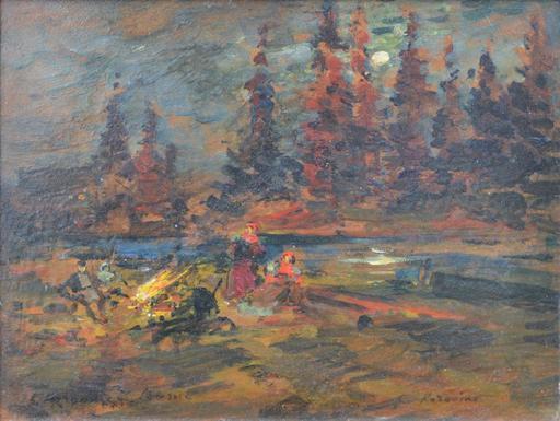 Konstantin A. KOROVIN - Gemälde