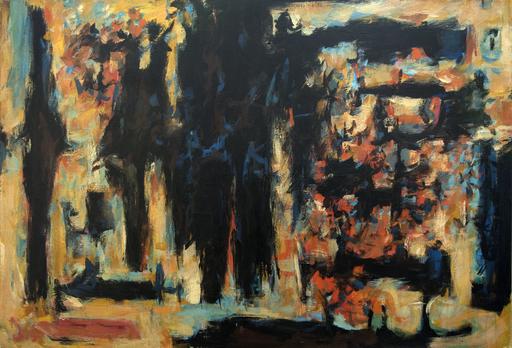 Walter YARWOOD - Pittura - Autumn Woods