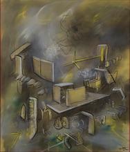罗贝托•马塔 - 绘画 - Felix Ardor Amat