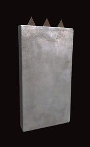 Mauro STACCIOLI - Sculpture-Volume - Senza titolo