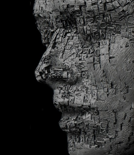 Dale DUNNING - Sculpture-Volume - Palimpsest 2/7