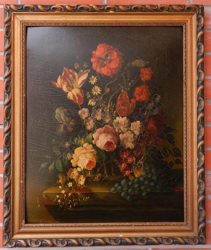Josef LAUER - 绘画 - Floral