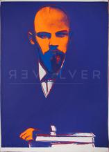 Andy WARHOL - Grabado - Lenin (FS IIB.402)