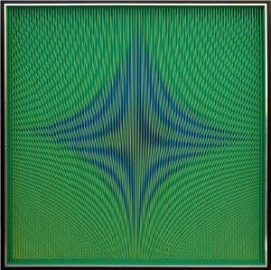 Alberto BIASI - Pintura - Dinamica visiva