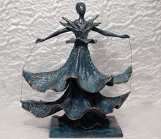Salvador DALI - Sculpture-Volume - Dalinian Dancer