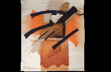 Huguette Arthur BERTRAND - Tapiz - Composition