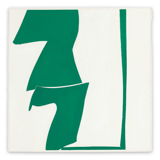 Joanne FREEMAN - Drawing-Watercolor - Covers 13 - Green
