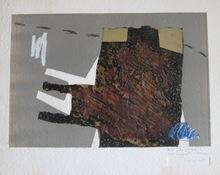 James COIGNARD - Print-Multiple - GRAVURE REHAUSSÉE SIGNÉE AU CRAYON ANNOTÉ HANDSIGNED ETCHING