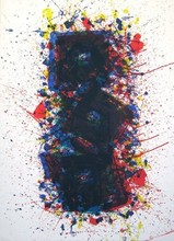 Sam FRANCIS - Stampa Multiplo - Untitled