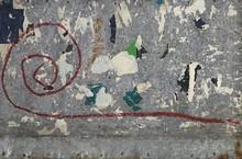 Mimmo ROTELLA (1918-2006) - Spirale