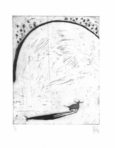 Nag ARNOLDI - Grabado - Del Torello delle SS. Marie del Mare