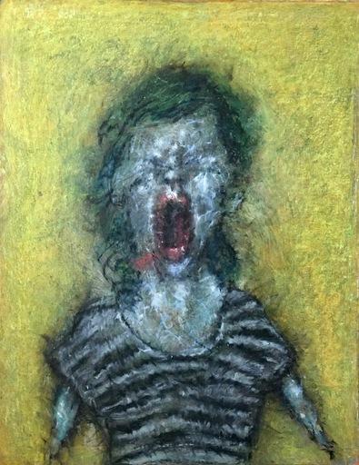 Arnold SHARRAD - Pintura - Scream