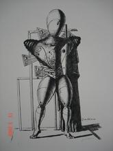 乔治•德•基里科 - 版画 - Il Trovatore 1967