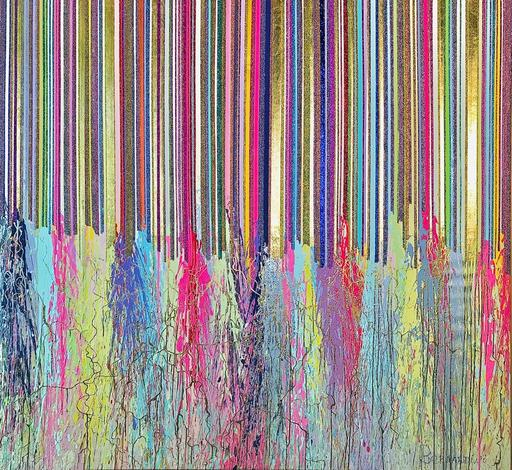 Alexandra BERNARDINI - Painting - Celebration of  Life 185x200 No.2