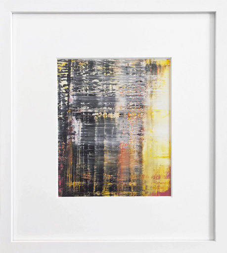 Gerhard RICHTER - Print-Multiple - Schwan 1- Swan 1 (696)