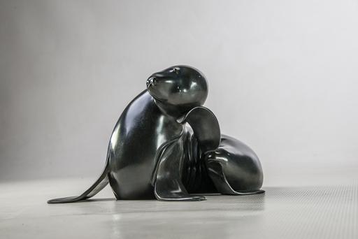 Isabelle BRIZZI - Sculpture-Volume - La belle otarie