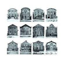 Bernd & Hilla BECHER (1959) - Industriehallen (Industrial Facades)