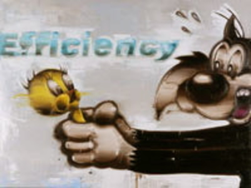 Jörg DÖRING - Painting - Efficiency
