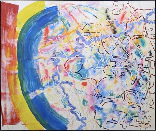 Nancy Stevenson GRAVES - Peinture - RBY