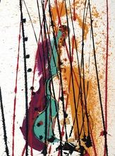 Fernandez ARMAN - Peinture - Colère de Violon