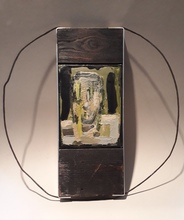 Samuele GABAI - Painting - Predella