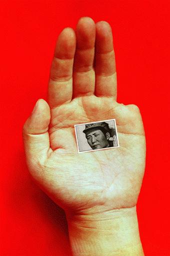 SHENG Qi - Fotografia - My Left Hand Mao