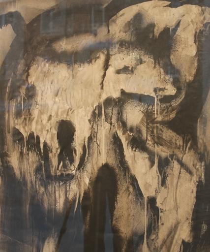 Engelbert VAN ANDERLECHT - Pittura - abstracte compositie