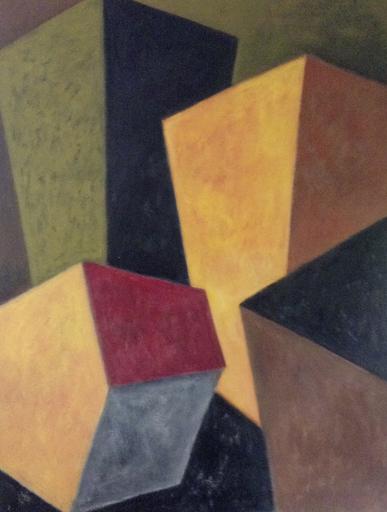 Irène DARGET-BASTIEN - Painting - Alix