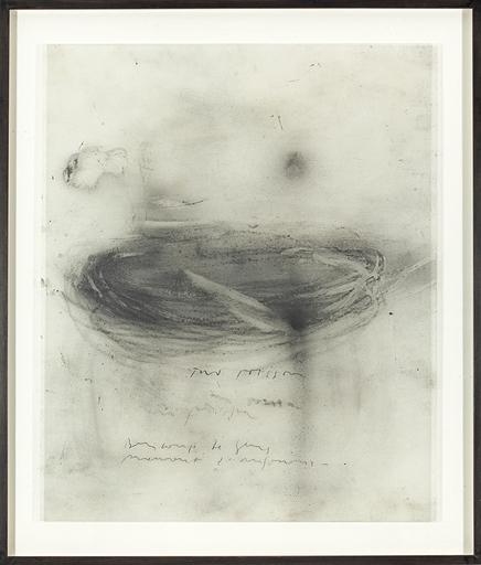 Luca CACCIONI - Zeichnung Aquarell - Sin Título