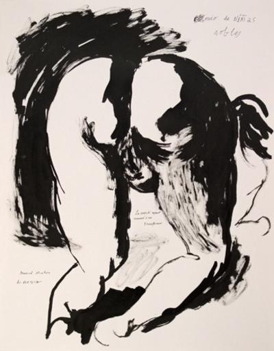Manuel MONTERO - Drawing-Watercolor - Colegio N.N. n° I