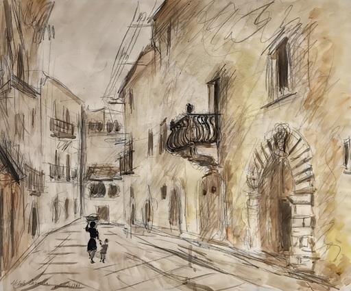 Michele CASCELLA - Painting - Ortona