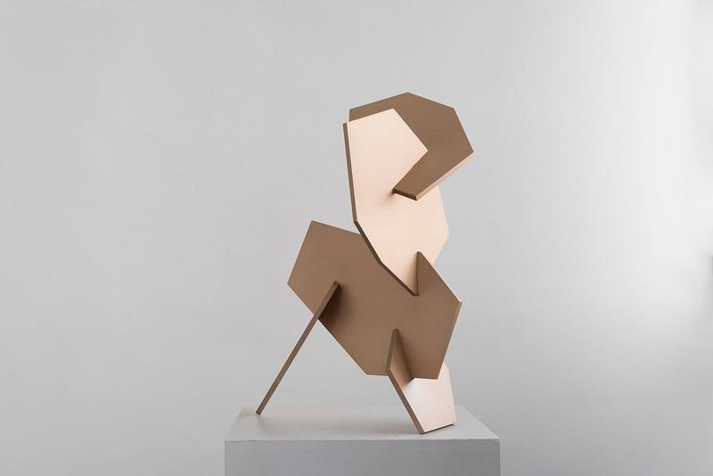 Arik LEVY - Skulptur Volumen - Facet Formation 62