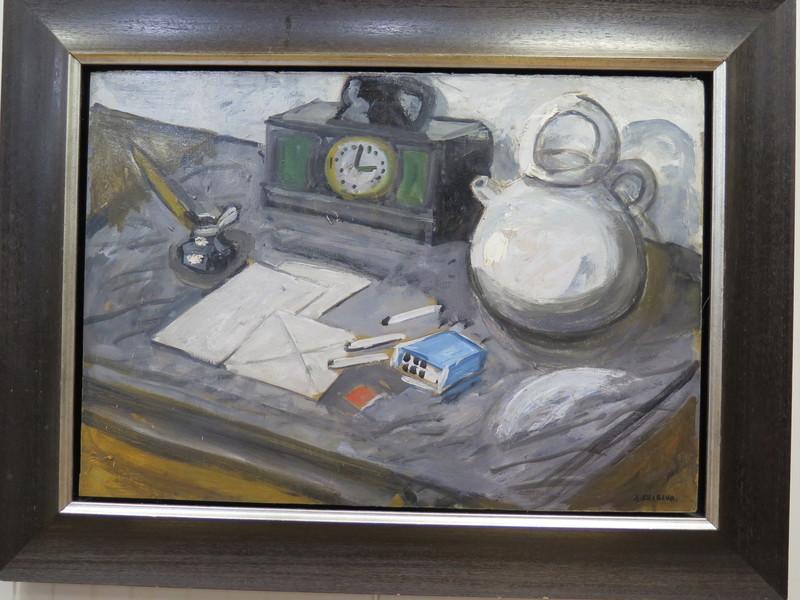 Auguste CHABAUD - Pintura - Nature morte
