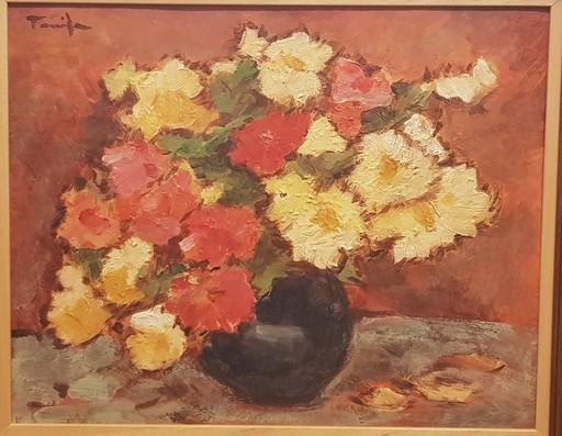 Nicolae TONITZA - Gemälde - Flowers