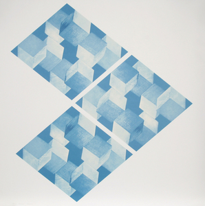 Mel BOCHNER - Stampa Multiplo - untitled from 4 x 4 Portfolio