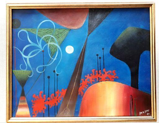 Yohanan SIMON - Peinture - Landscape