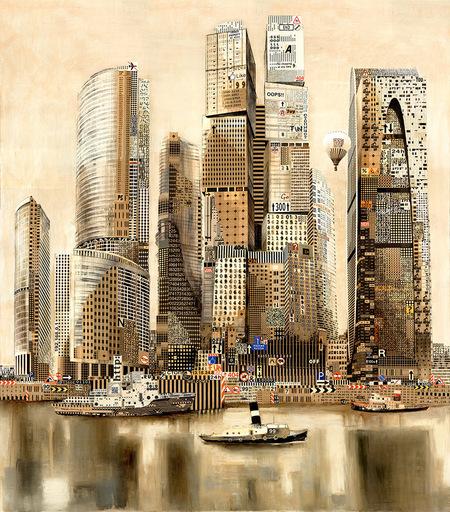 STUDIO 30 - 绘画 - Moscow-City